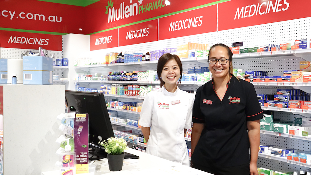 Mullein Pharmacy Orion Central