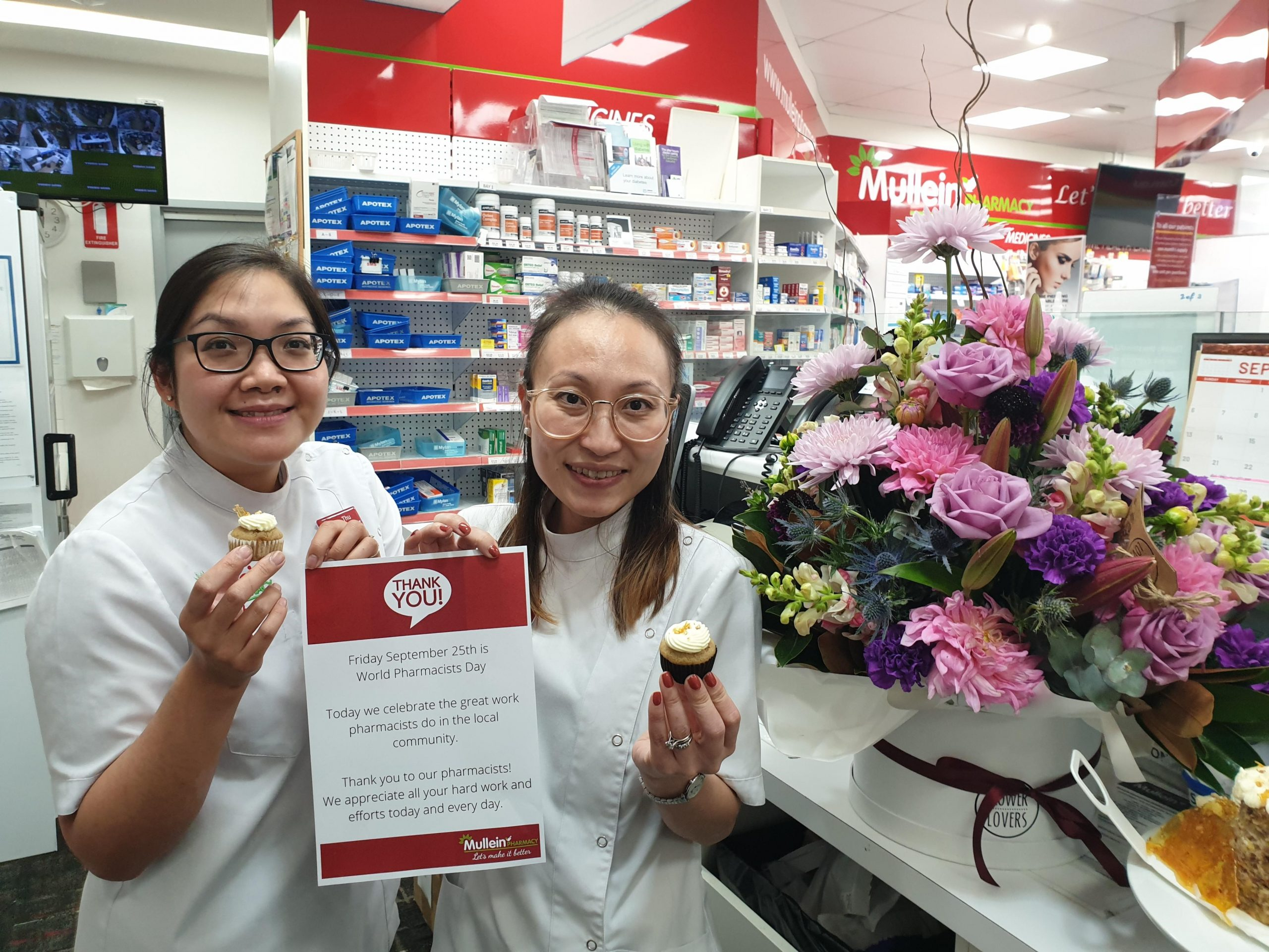 Qui & Thu – our Springfield Lakes Pharmacists