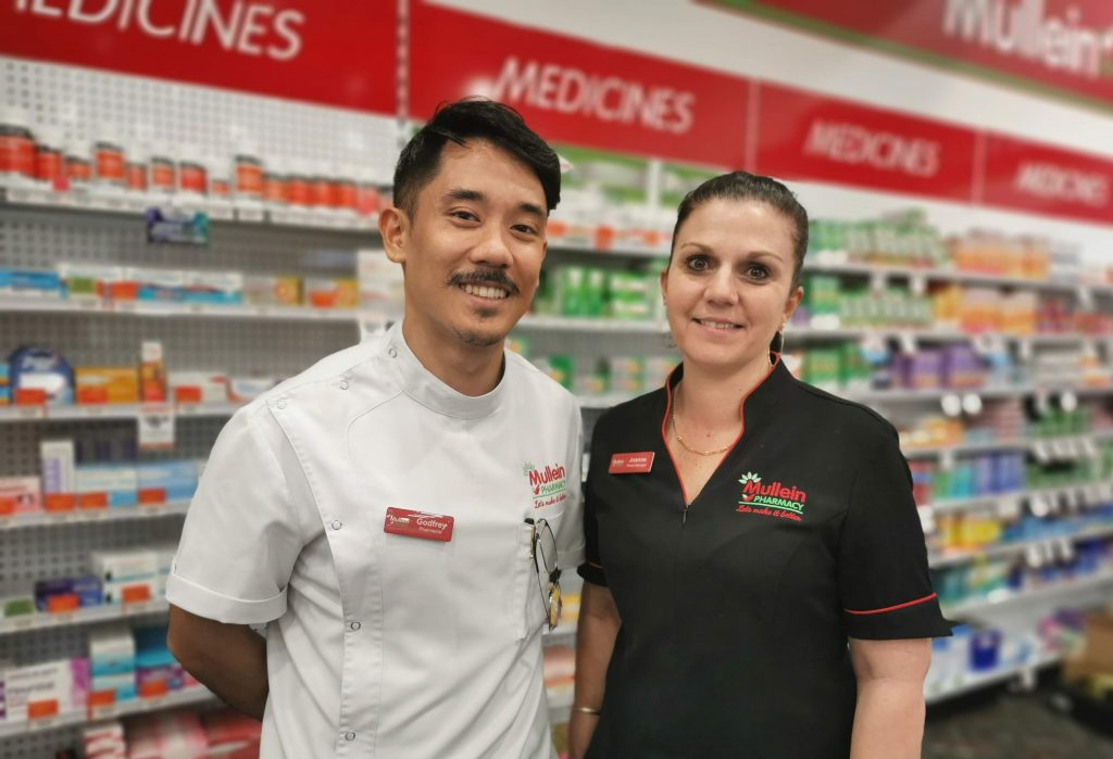 Mullein Pharmacy Springfield Orion. Located at Orion Shopping Centre. Local pharmacy near Springfield Lakes.